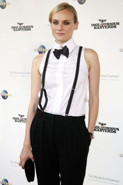Diane Kruger attends the Melbourne, Australia premier of Inglorious Bastards.  (August 2, 2009)