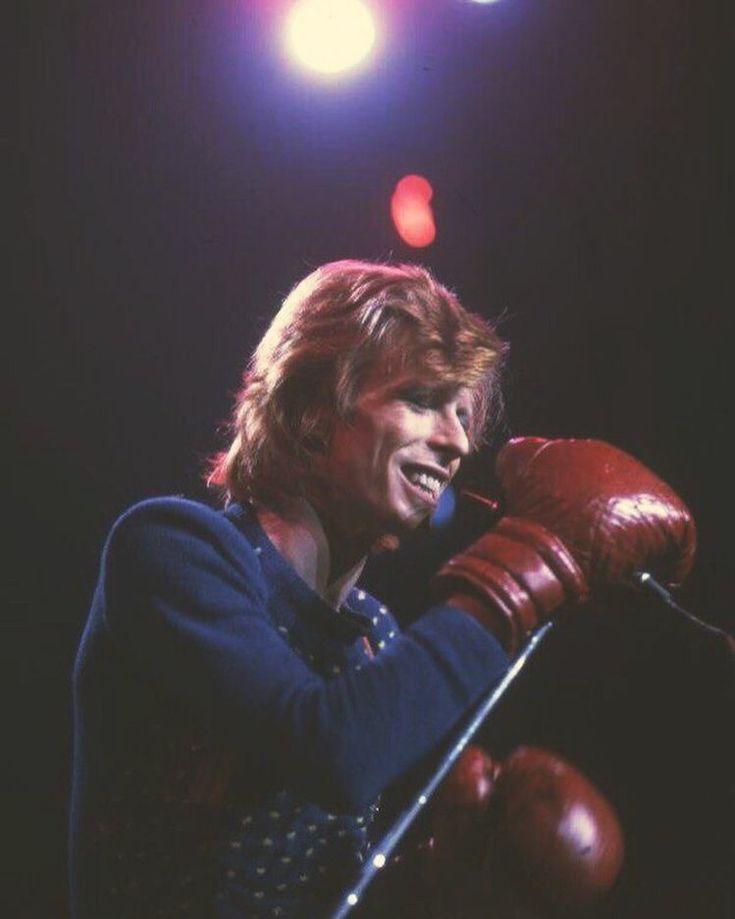 """David Bowie. """"Diamond Dogs"""", Circa 74."""