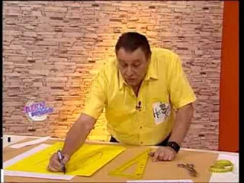 Explica el CUELLO ESMOQUIN Hermenegildo Zampa - Bienvenidas TV - Explica el Cuello Esmoquin.