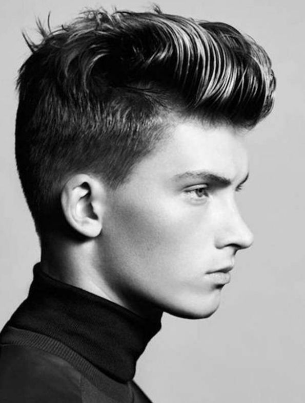 Choosing the Best Hairstyle for Your Face Shape | Mens ...