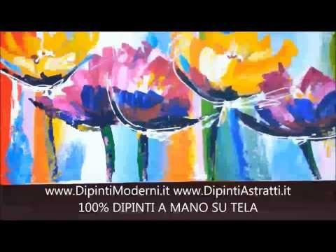 Oltre 25 fantastiche idee su fiori astratti su pinterest for Quadri fiori stilizzati