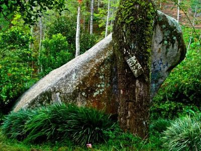 Batu kuda salah satu wisata alam di bandung timur yang oke