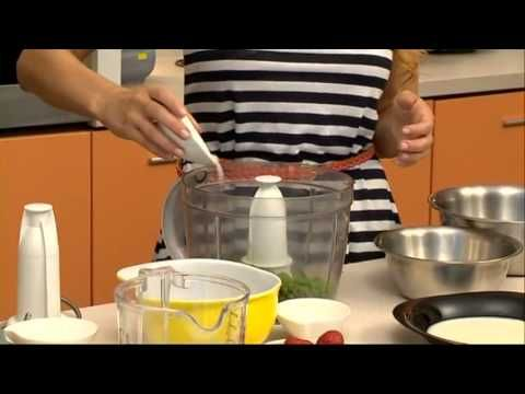 Zöldborsó krokett és Somlói galuska (tej- és tojásmentesen) - YouTube