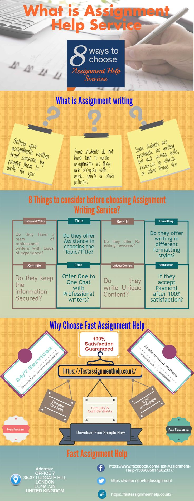 17 best images about assignment writing infographics 8 factors to consider before choosing the right assignment service for you