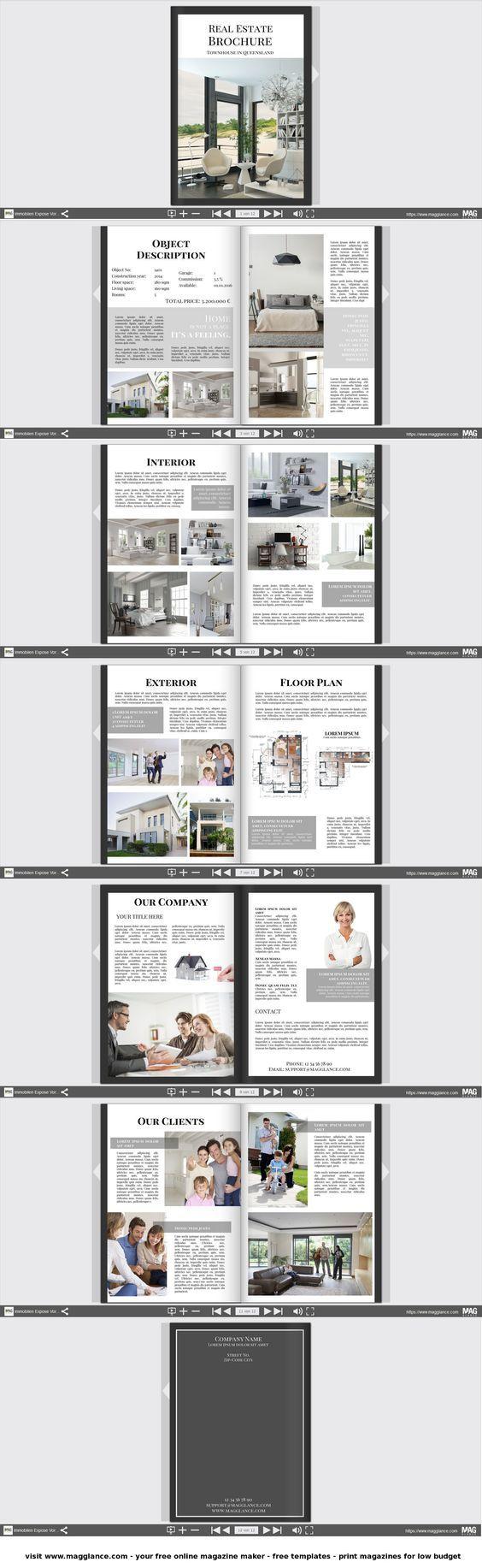 utwórz za darmo opis nieruchomości w wersji online i wydrukuj w atrakcyjnej cenie pod  https://pl.magglance.com/opis/opis-utworz #opis nieruchomości #makler #szablon #design #wzór #przykład #template #edytuj #utwórz #layout