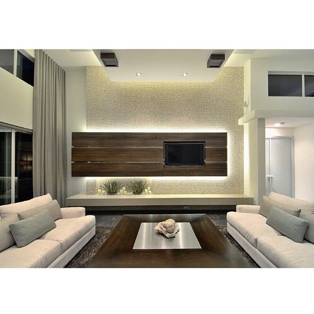 Best 25 tv panel ideas only on pinterest tv walls tv units and tv unit - Modern tv rooms design ...