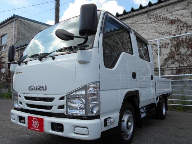 2019 Isuzu Elf Crew Cab 4wd Power Gate In 2020 Used Trucks For Sale Crew Cab Trucks