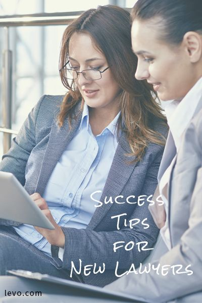 Female Lawyers   3 easy steps to help you succeed as a new lawyer