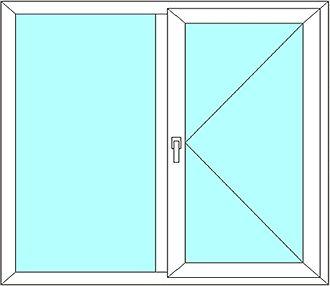 Окна и двери  Уфа  Наша компания предлагает пластиковые окна и двери, собственного производства. Так же изготавливаем деревянные евро-окна из дуба.У нас Вы получите:качество,низкие цены и короткие сроки изготовления (3-5 дней не зависимо от объема)!Цена представлена на стандартное окно 1280*1380.Широкий ассортимент форм и расцветок, профилей и фурнитуры.