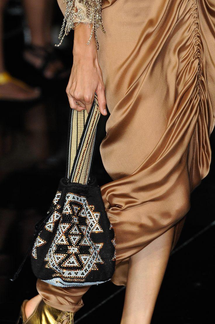 Wayuu Mochila bag #SilviaTcherassi collection of WB