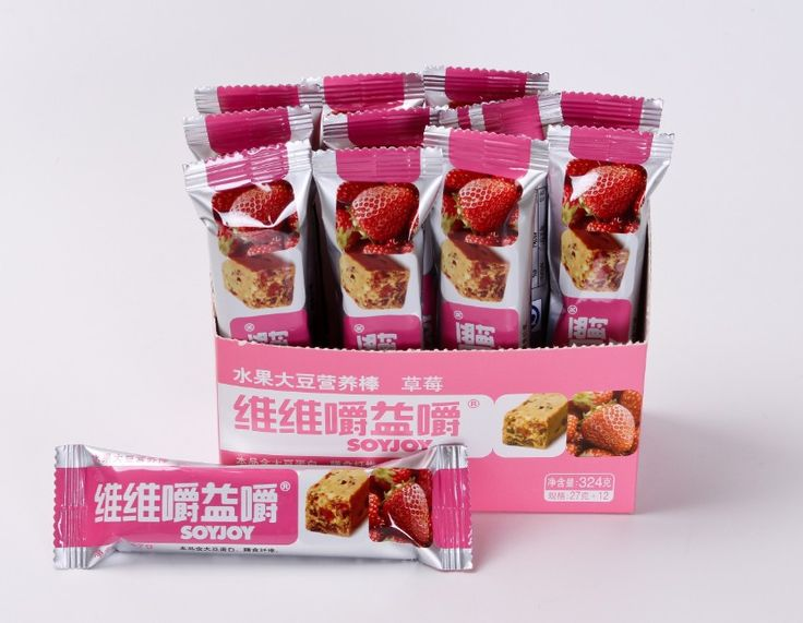 Health Low- GI Snack Teatime Energy SOYJOY Strawberry Fruit Soybean Nutrition Bar, View soy biscuit, V V Product Details from V.V Food & Beverage Co., Ltd. on Alibaba.com