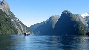 Fiordland Park, New Zealand