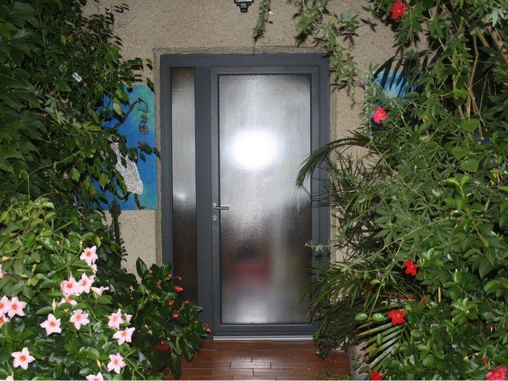 10 best porte du0027entrée images on Pinterest Doors, Bay windows and