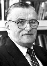 James M. Buchanan economist, nobel prize laureate
