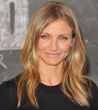 How To Get Cameron Diaz's Gorgeous Blonde Hair Color - Daily Makeover