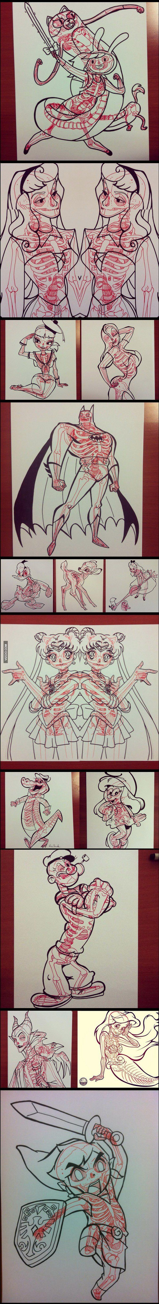 Cool Anime Coloring Pages