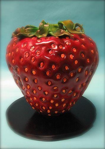 Awesome Strawberry Cake