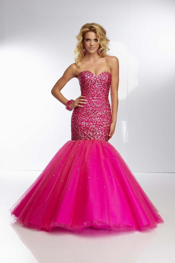 Mejores 101 imágenes de Mermaid Prom Dresses en Pinterest | Vestidos ...