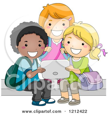 Royalty-Free (RF) Multiracial Clipart, Illustrations, Vector ...
