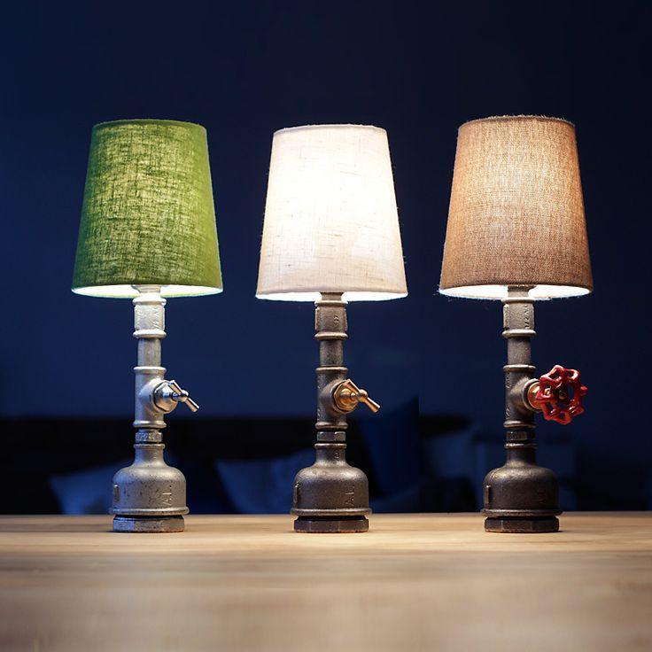 lampen im industriedesign von myplumbing aus kiel wunschzettel pinterest industriedesign. Black Bedroom Furniture Sets. Home Design Ideas