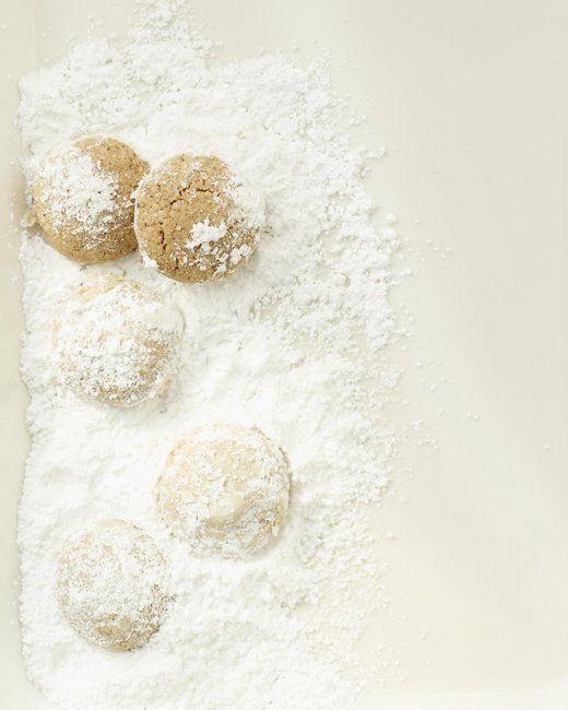 Mexican Wedding Cakes | Recipe