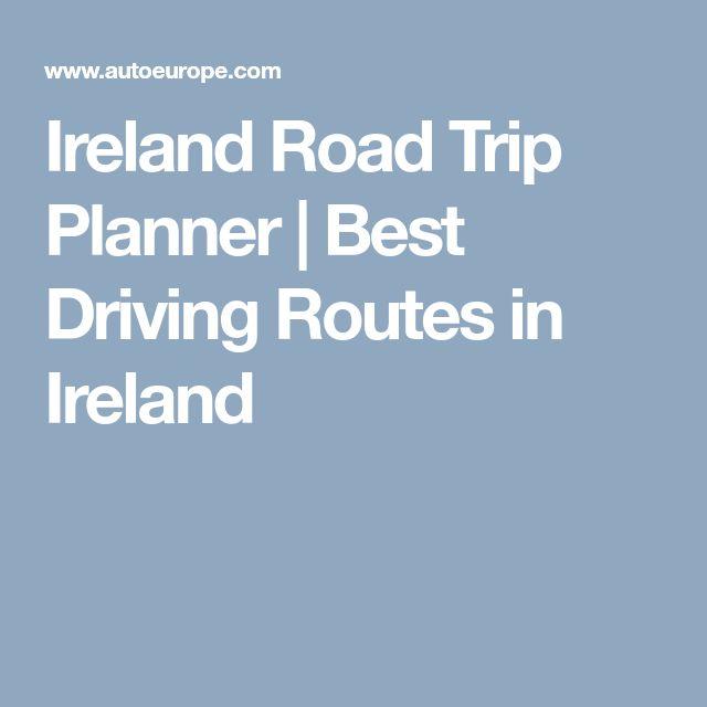 Best 25+ Trip planner ideas on Pinterest | Road trip ...