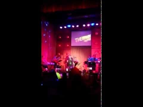 ÁLVARO TORRES. TE OLVIDARÉ. 09-08-2014. THE PLACE OF MIAMI - YouTube
