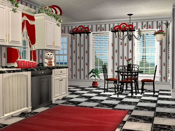 89 best Cherry Themed Kitchen images on Pinterest ...