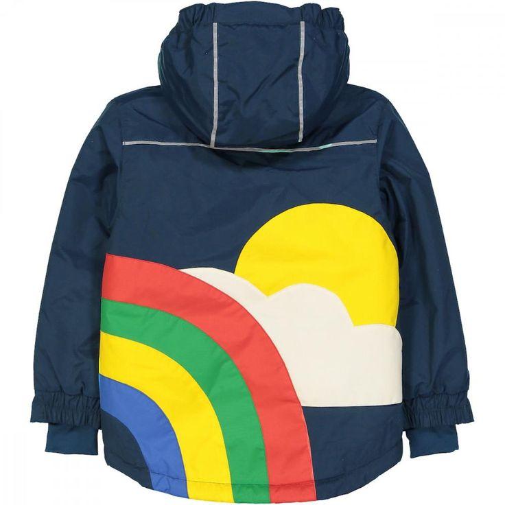 Tootsa MacGinty x Muddy Puddles Winter Jacket. Available at Modern Rascals!