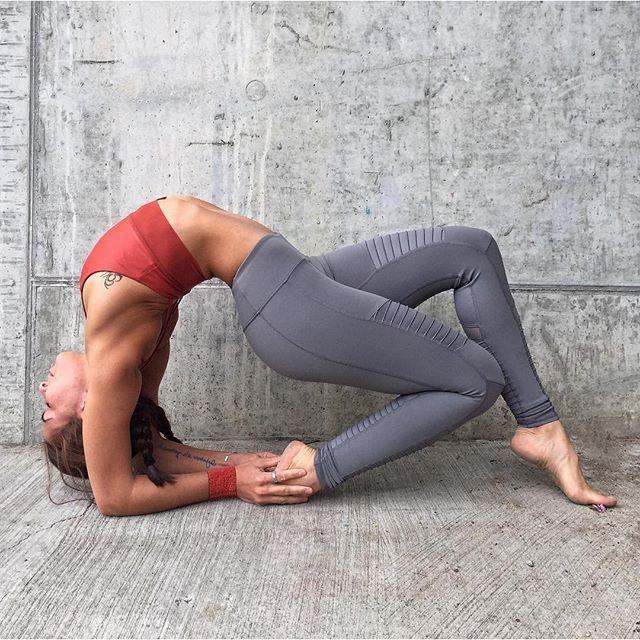 Backbend #yoga #yogainspiration