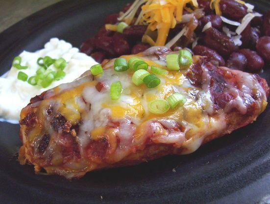 Low Carb Mexi Baked Chicken Recipe - Food.com: Food.com