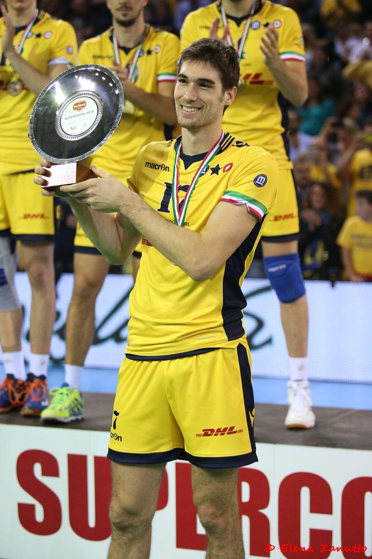 Luca Vettori #ModenaVolley