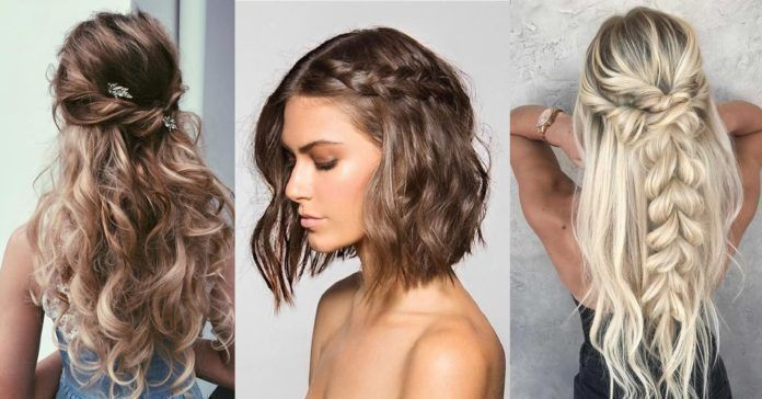 cheveux # coiffures # prom # coiffures # coiffures de bal de