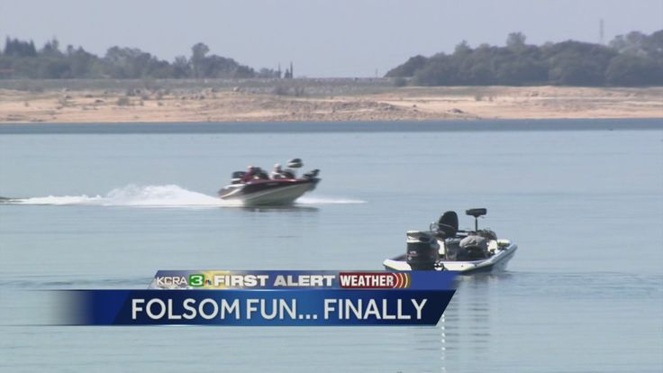 Boaters on Folsom Lake will be able to speed up as water levels have risen enough to allow boats to travel faster than 5 mph speed limit.