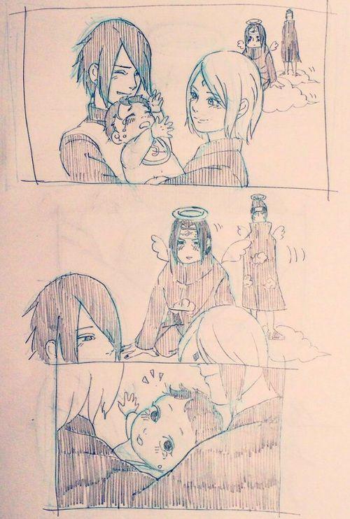 Imagen de anime, boy, and girl