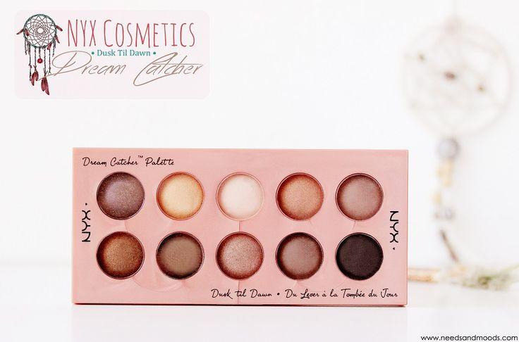 Sur mon blog beauté, Needs and Moods, je vous présente la jolie palette de fards à paupières Dream Catcher de Nyx.  http://www.needsandmoods.com/dream-catcher-palette/  @nyxcosmeticsfr #nyxcosmeticsfr #nyxcosmetics @nyxcosmetics #nyx #palette #dreamcacther #dreamcatcherpalette #dreamcatchernyx #dusktildawn #makeup #maquillage #beauty #beauté @thebeautyst #thebeautyst #makeupaddict #beautyblogger #blogbeauté #blogueuse #eyeshadow #fardàpaupière