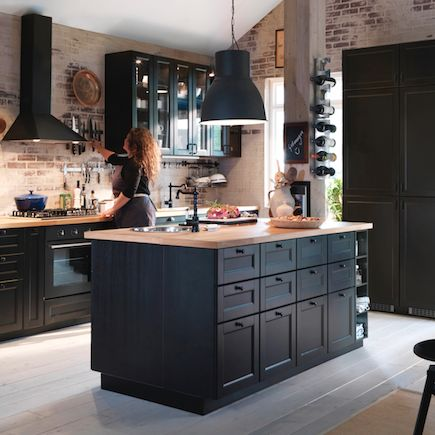 Best 17 Best Images About Get The Look Dark Wood Shaker 400 x 300
