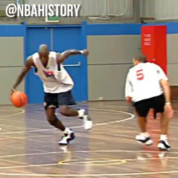 #KG @Regrann from @nextlevelprepnyc -  Kevin Garnett was a BEAST. All-time GREAT! One of the most skilled bigs to ever play ( via @nbahistory ) #nextlevelprepnyc #basketball #nba #nyc #queens #bayside #manhattan #brooklyn #bronx #vegan #instagood #yoga #yogi #love #training #fitness #jordans #mj #kg #kevingarnett #timberwolves #celtics #knicks #lakers #warriors#MMV #BIGLIFE - #regrann