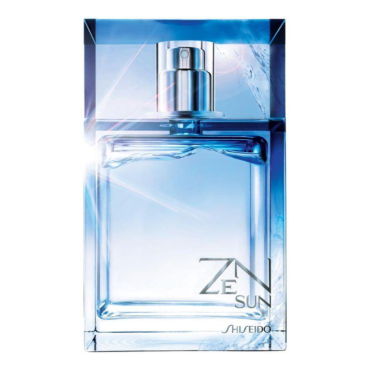 Parfum du Jour - Zen Sun for men de Shiseido – Edition Limitée Vous êtes invitée, à faire l'expérience d'une éclaboussure de soleil avec cette fragrance pétillante en série limitée de Shiseido.  Commandez-le en cliquant ici : https://www.facebook.com/fatales.tunisie/app_314669525358066 Eau de Toilette 100ML: 121DT  #Fatales #Fragrances #Shiseido #ZenSun #Men