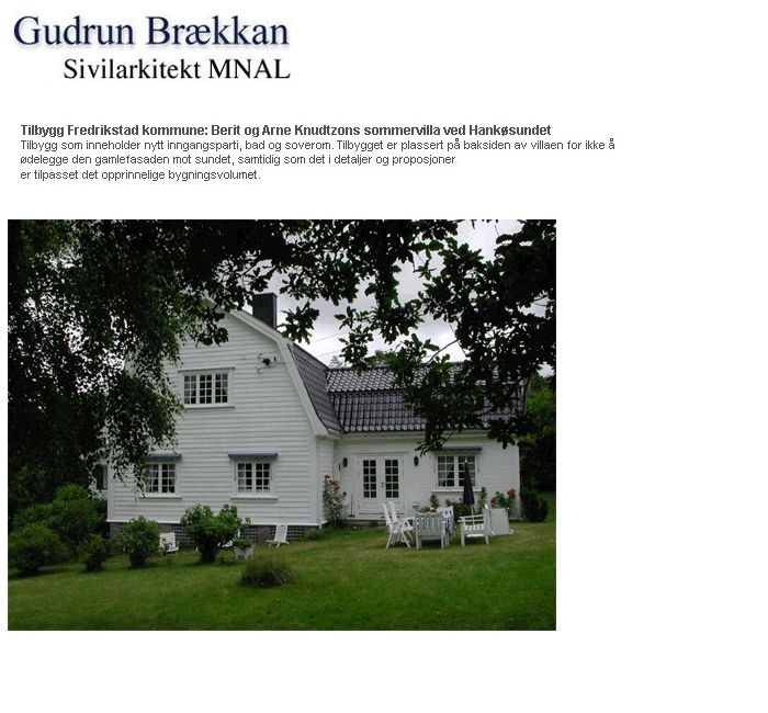 påbygg hus bilder | Tilbygg, påbygg og ombygninger tegnet av Gudrun Brækkan