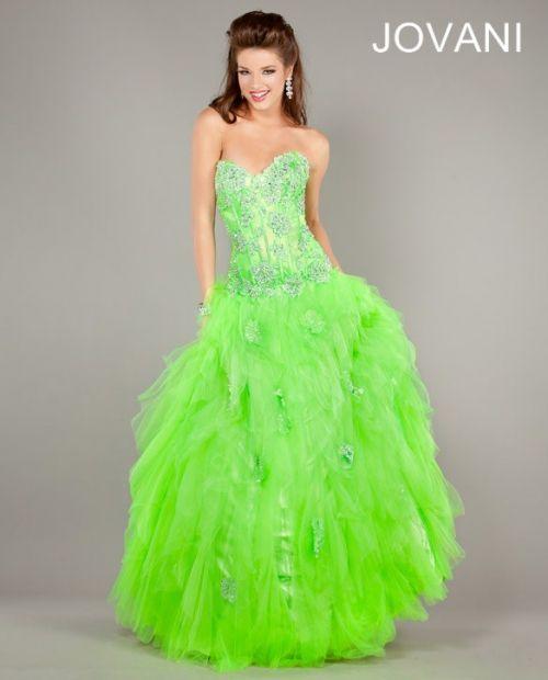 Best 25  Lime green prom dresses ideas on Pinterest