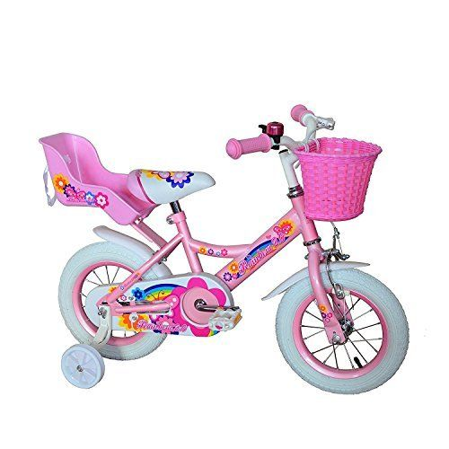 American Phoenix Upgraded Multi Size Girl Bike 12 Inch 16 Inch Wheels Avaiable BMX Freestyle Bicycle With Training Wheels Steel Frame, Newest Stytle Girl's Bike. #American #Phoenix #Upgraded #Multi #Size #Girl #Bike #Inch #Wheels #Avaiable #Freestyle #Bicycle #With #Training #Steel #Frame, #Newest #Stytle #Girl's