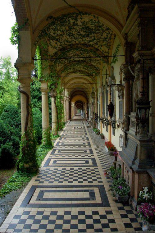 Zagreb, Croatia - flooring pattern