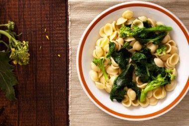 Orecchiette alle cime di rapa, la ricetta originale dalla Puglia! | Cambio cuoco