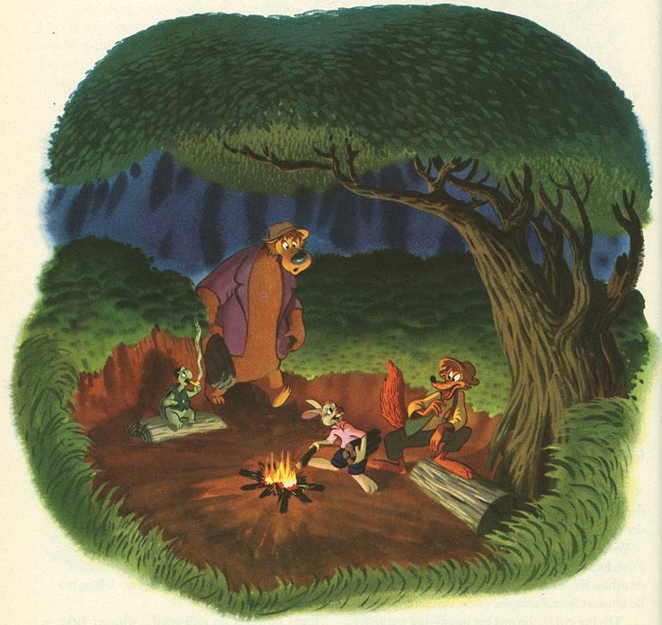Song of the South Storybook | Brer Rabbit~Splash Mountain ...
