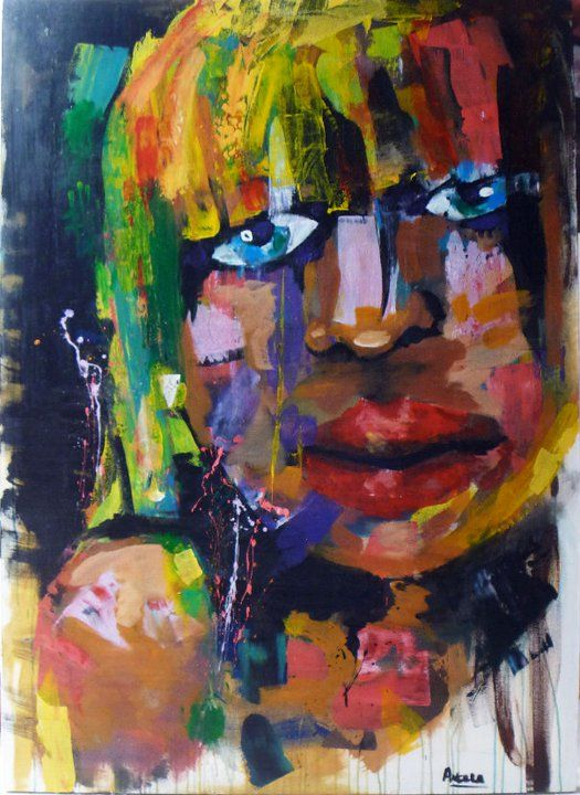 17 best angela correa pinturas images on pinterest expressionism expressionism painting by angela correa acrilic on canvas art paint expressionism sciox Gallery