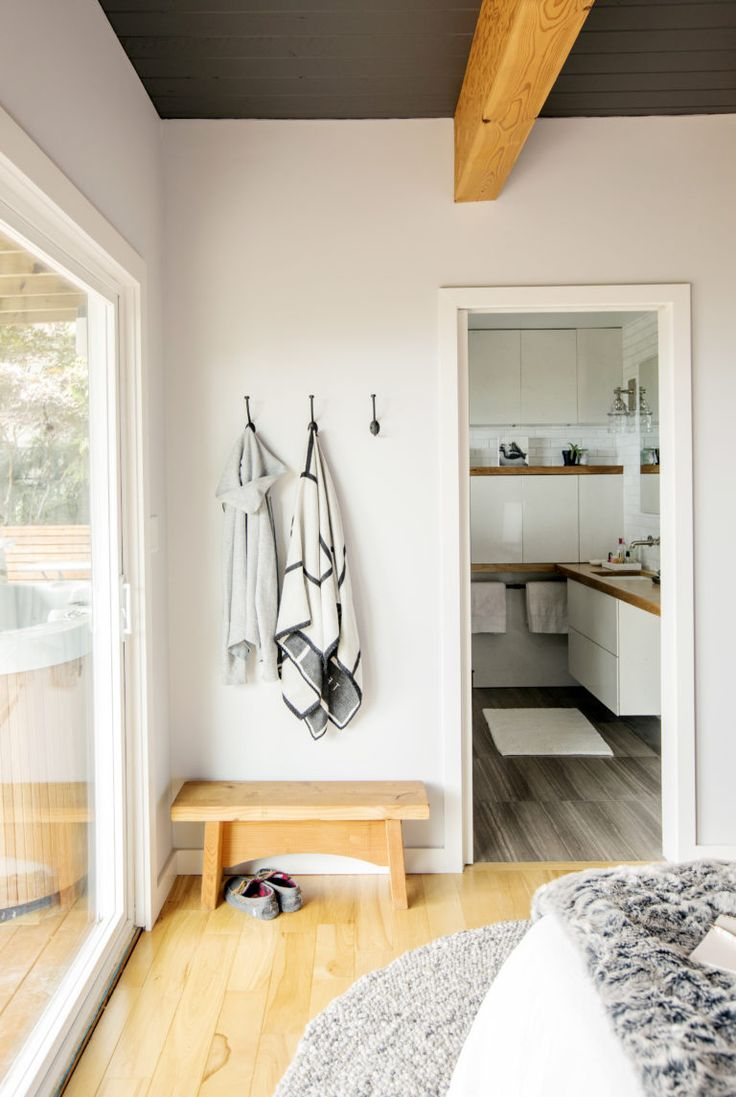 Todd Talbot finishes his master bedroom with CF Interiors