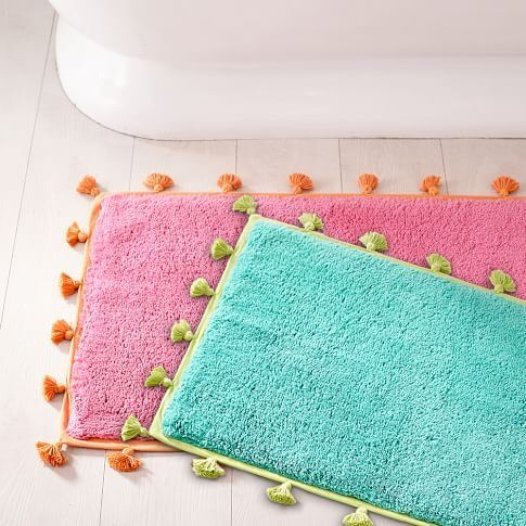 Pin By Guinevere Mcgarrett On Bathroom Kids Bath Mat