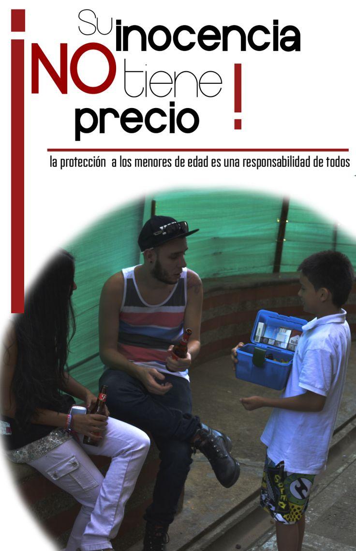 Campaña contra el abuso infantil