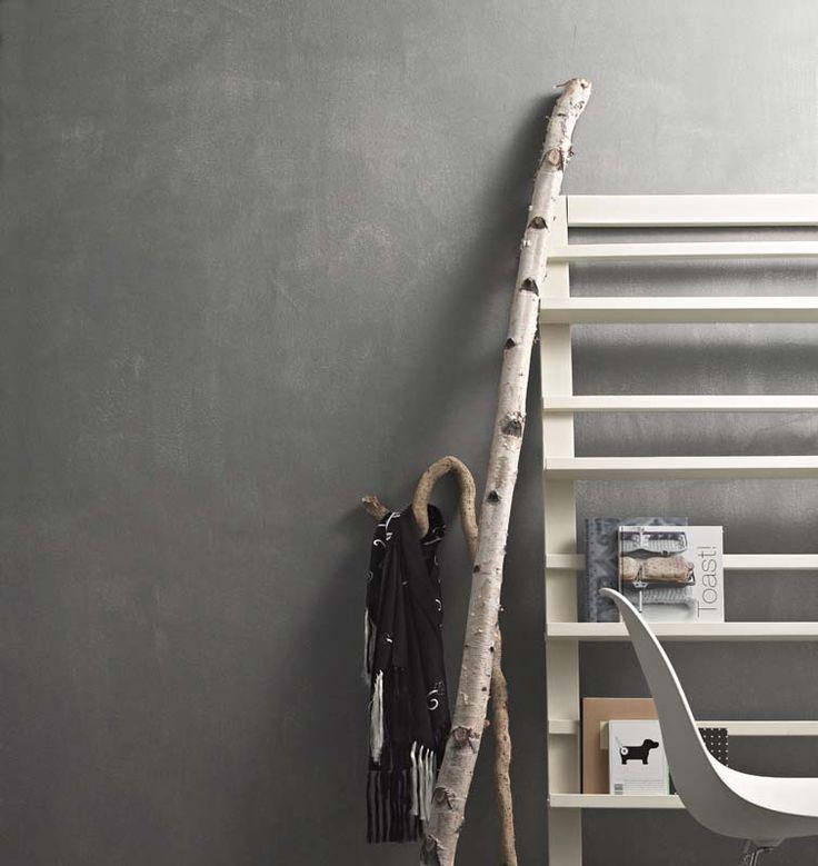...  Nuance muurverf geeft een mooi rustiek effect #verf #kleur #karwei